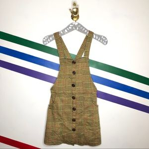 NEW Urban Outfitters plaid dress